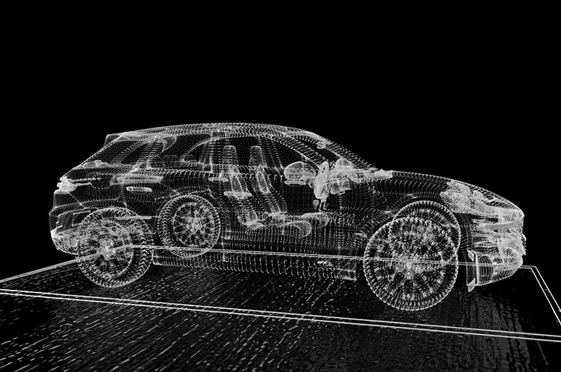 新能源汽车的设计检测解决方案