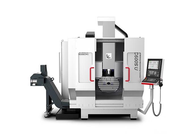 KMC600S U立式铣削五轴加工中心