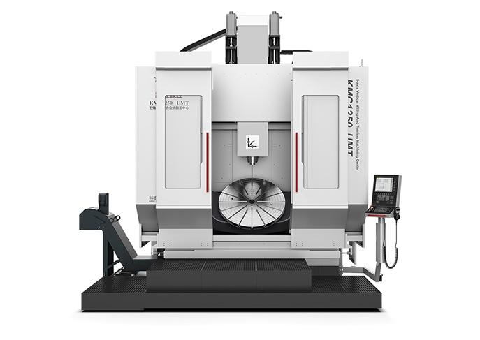 KMC1250S U立式铣削五轴加工中心