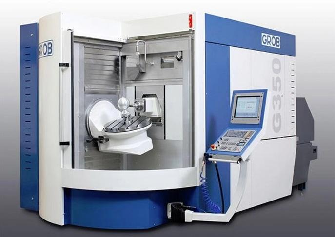 GA350万 能五轴加工中心