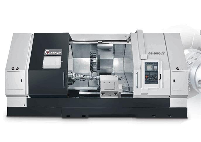 GS-8000数控车床
